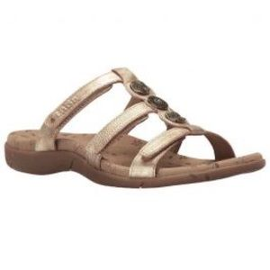 Taos Prize 3 Adjustable Leather Sandal